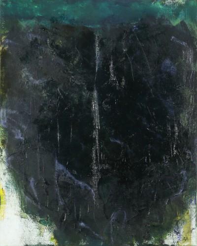 Olie på lærred 50 x 40 cm.