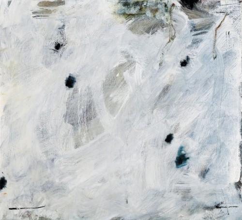 Olie på lærred 67 x 73 cm.